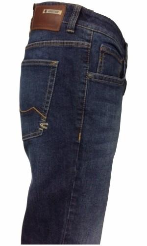 camel active Jeans WOODSTOCK stoneblue + Ledergürtel GRATIS