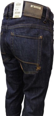 camel active Jeans Houston darkblue raw