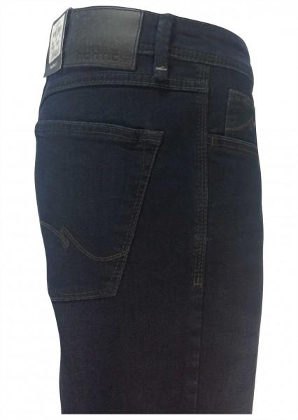 hattric Jeans HUNTER blue/black + Ledergürtel GRATIS