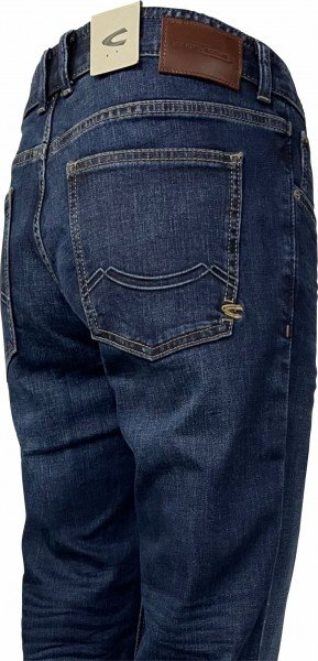 camel active jeans woodstock blau relaxed fit stretch