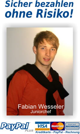 Fabian Wesseler Juniorchef